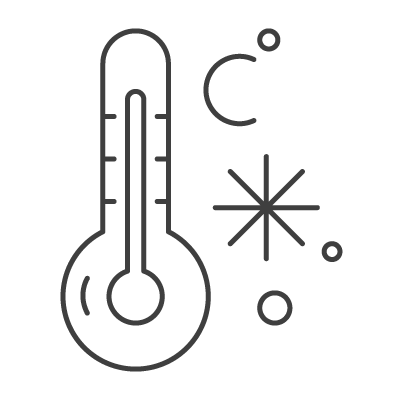 Automatic Temperature Control Icon